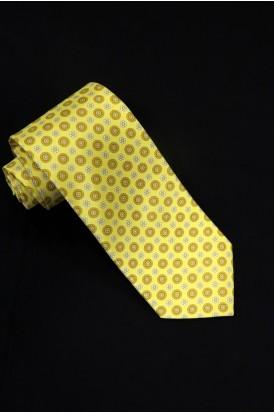 Exclusive Printed Pure Silk Tie