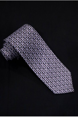 Exclusive Printed Pure Silk Tie
