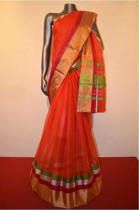 Exclusive Hand Woven Pure Silk..