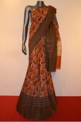 Exclusive Party Wear Pure Soft Tussar Silk Saree