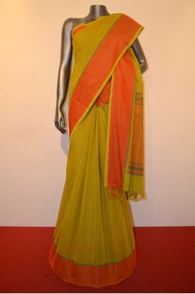 Special Pure Village Cotton Saree