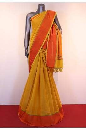 Special & Classic Thread Weave Pure Silk Cotton Saree