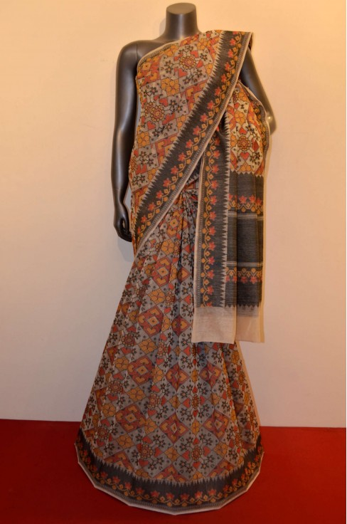 Exquisite Master Handloom Weave Grand Banarasi Silk Saree