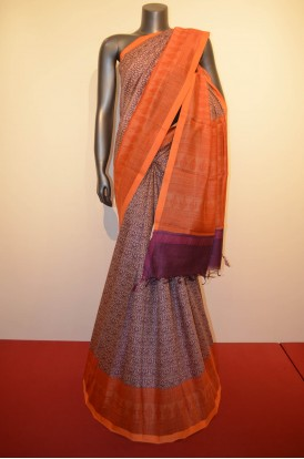 Classic Party Wear Pure Soft Tussar Silk Saree
