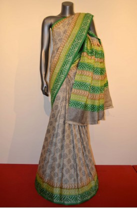 Classic Party Wear Pure Tussar Silk Saree