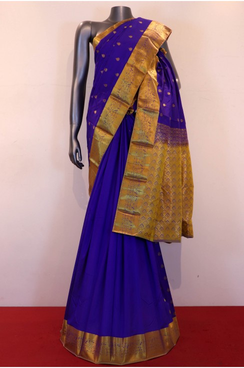 Traditional South Silk Saree..