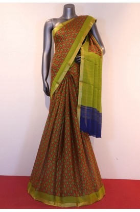 Exclusive Prints Pure Crepe Silk Saree