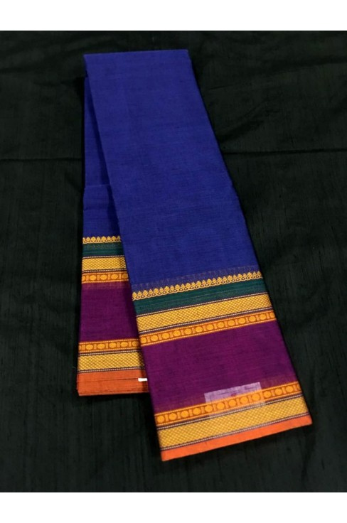 Traditional & Classic  Handloom Pure Cotton Saree