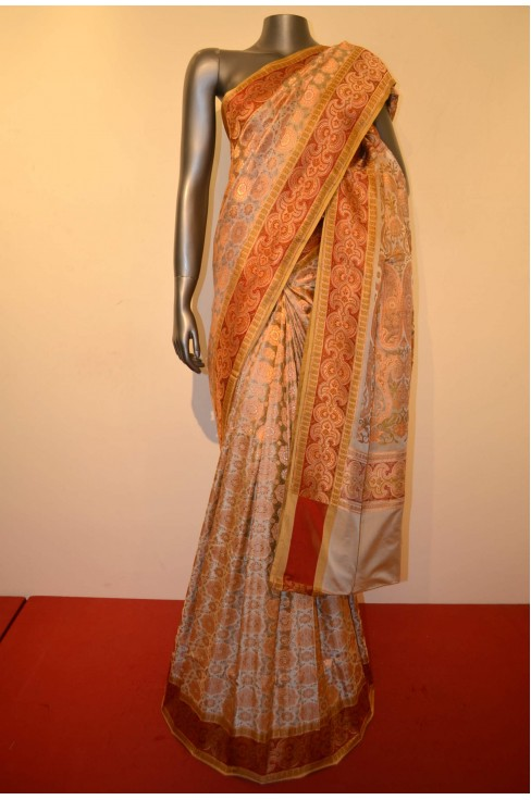 Grand Wedding Heavy Banarasi Silk Saree