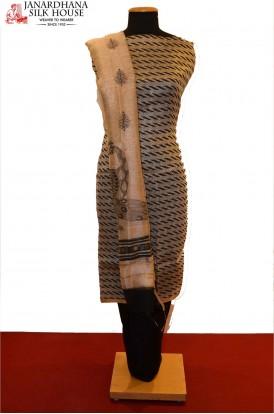 AB200822-Exclusive Party Wear Pure Cotton Suit