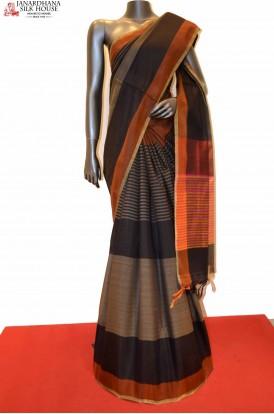 Special Tussar Silk Saree