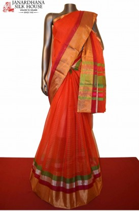 Exclusive Hand Woven Pure Silk Cotton