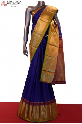 Exclusive & Grand Wedding Kanjeevaram Silk Saree