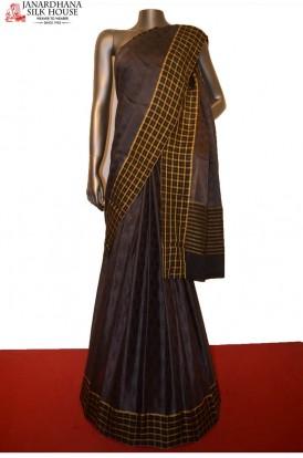 Special Party Wear Pure Crepe Silk Saree