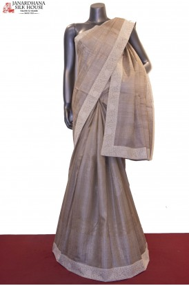 Designer & Exclusive  Tussar Silk Saree