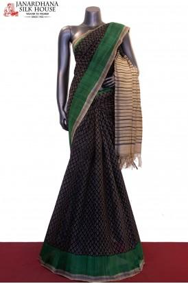 Exclusive Prints Pure Tussar Silk Saree