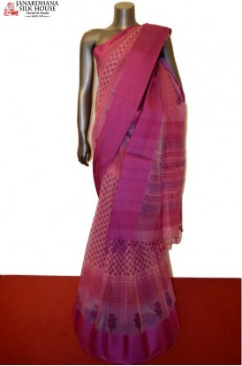 Special Exclusive Print Pure Cotton Saree