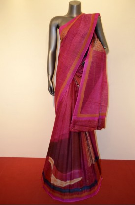 Gorgeous Pure Tussar  Silk Saree