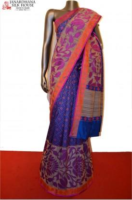 Designer & Grand Thread Weave Handloom Banarasi Silk Saree