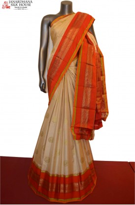 Grand Wedding Contrast Handloom Patola Silk Saree