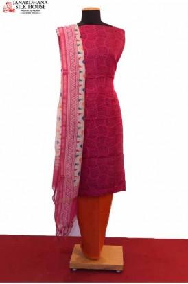 Exclusive Dupatta Printed Pure Cotton Suit