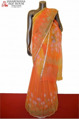 Party Wear Pure Silk Chiffon
