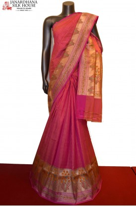 Designer Exclusive Handloom Pure Banarasi Silk Saree