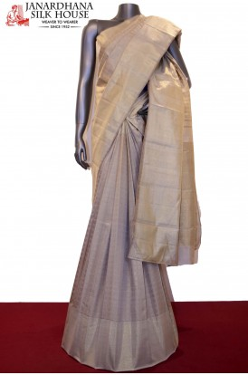 Exquaite & Grand Tissue Wedding Kanjeevaram Silk Saree