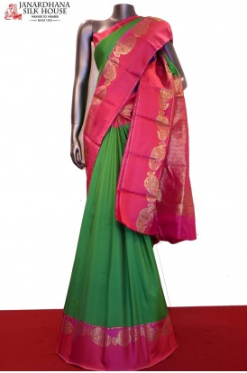 Designer Exclusive Grand Wedding Pure South Silk Saree