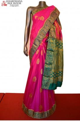 AD202995-Designer & Exclusive Soft Pure South Silk Saree