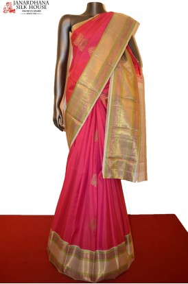 Designer & Grand Wedding Kanjeevaram Silk Saree