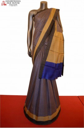 Exclusive Party Wear Pure Tussar Silk Saree - Soft Tussar