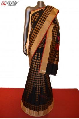 Exclsuive & Designer Handloom Banarasi Silk Saree