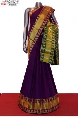 Traditional South Silk Saree