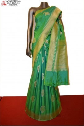 Exquisite Special Wedding Handloom Pure Banarasi Silk Saree