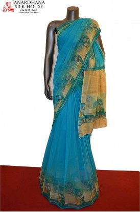 Exclusive Party Wear Pure Silk Chiffon
