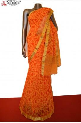 Exclusive Pure Georgette Silk Saree