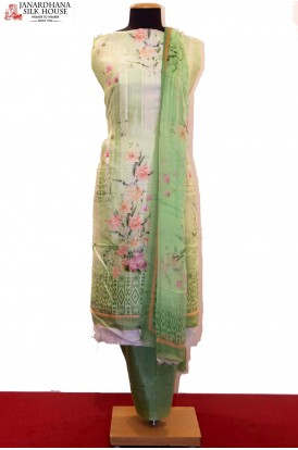 Printed & Exclusive Pure Cotton Suit