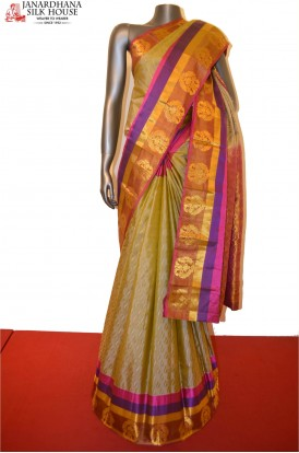 Special Exclusive Pure South Silk Saree