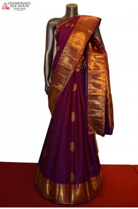 Wedding Exclusive Kanjeevaram Silk Saree
