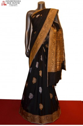 Special & Exclusive Handloom Banarasi Silk Saree