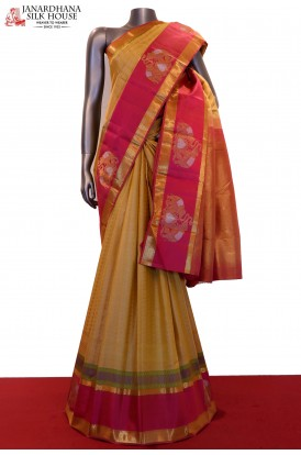 Exclusive & Designer Grand Wedding Kanjeevaram Silk Saree