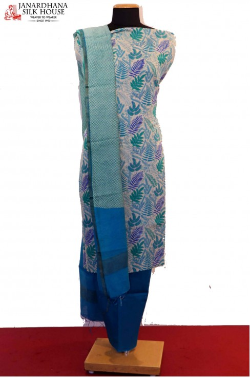 Exclusive Printed Pure Cotton Suit