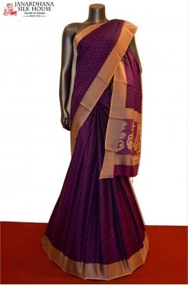 Exquisite & Finest Printed Pure Silk Saree