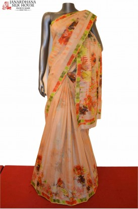 AE207602-Exclusive Party Wear  Tussar Pure Silk Saree