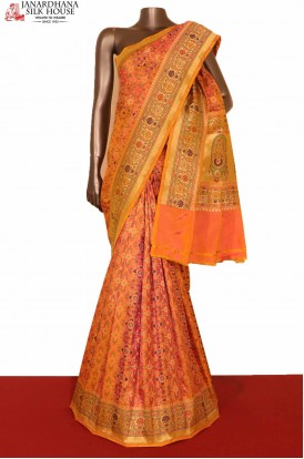 Designer & Grand Banarasi Silk Saree-Master Weavers Collections
