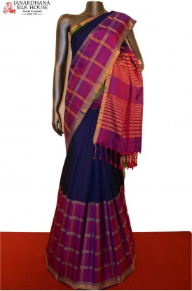Exclusive & Special Hand Woven Pure Soft Silk Saree