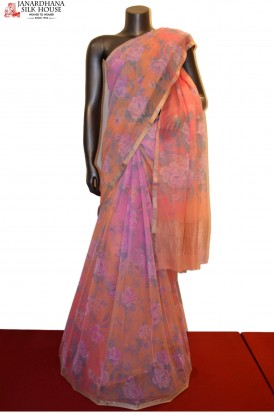 Party Wear & Exclusive Pure Silk Chiffon