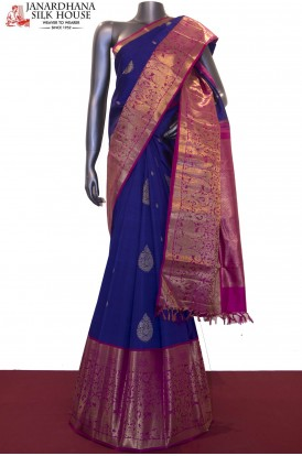 Bridal & Grand Exclusive Wedding Kanjeevaram Silk Saree