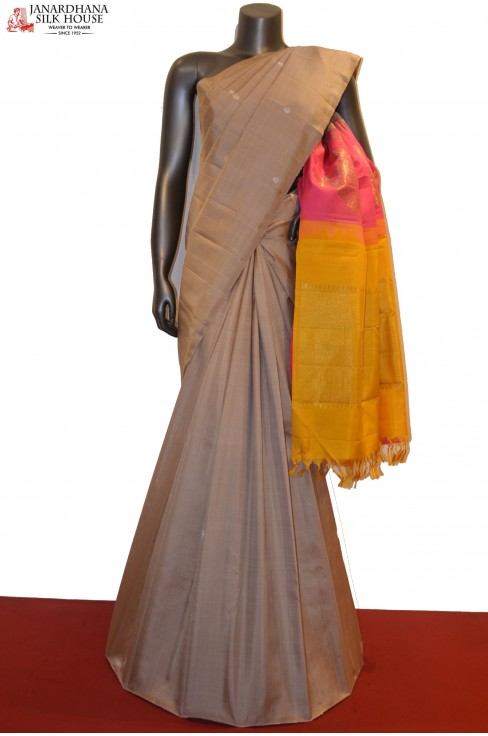 Designer & Exclusive Kanjeevaram  Silk  Saree
